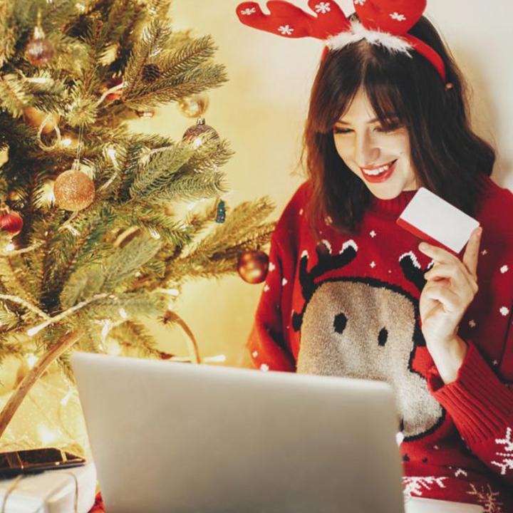 página web navidad
