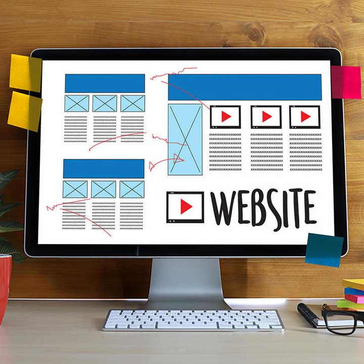 tipos sitios web