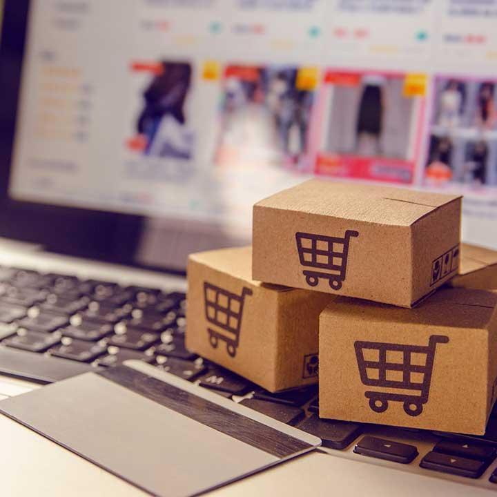 vender en línea